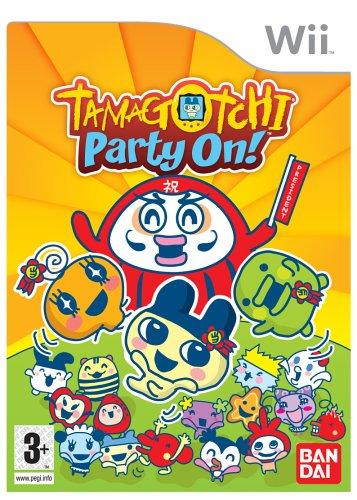 Jogo Tamagotchi Party On! Wii