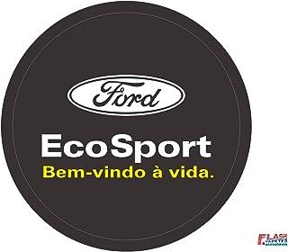 Capa de Estepe Ecosport Flash Tapetes Ecosport Bem-Vindo à Vida Aro 16