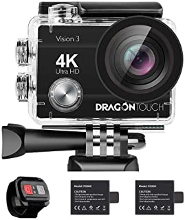 Dragon Touch Action Cam, Vision 3, vision 3