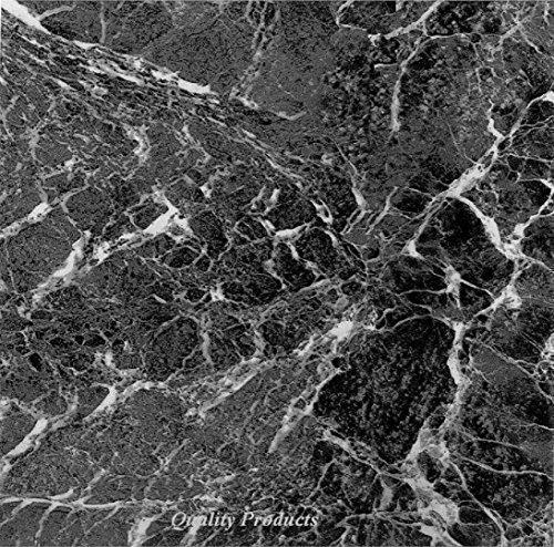 Acacia One London NY-HW1Z-LIX7 Vinyl-Bodenfliesen, selbstklebend, Marmor-Effekt