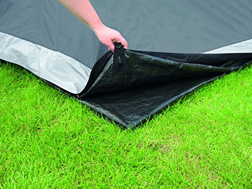 Easy Camp Unisexs Blizzard 300 Air Tent One Size Grey
