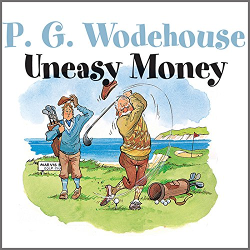 Uneasy Money audiobook cover art