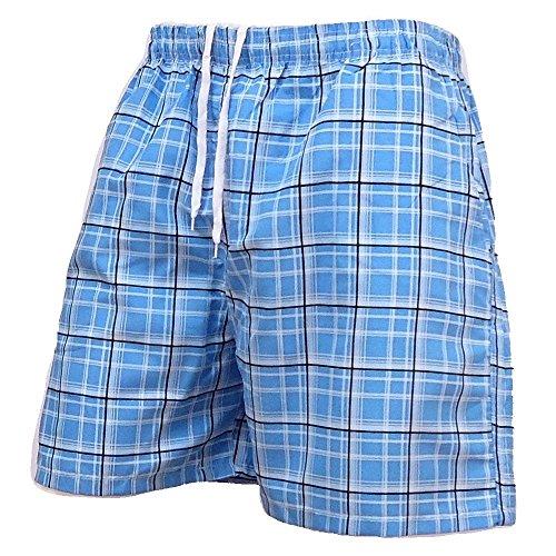 TOVTA Übergrößen Herren Shorts Bademode Badehose (266C) Badeshorts Schwimmshorts Shorts Modell: 4, Größe 5XL