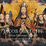 Obrecht: Missa Grecorum & Motetten