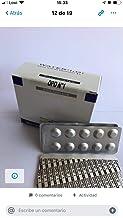 WATER-I.D. Reactivos en Tableta para fotómetro, 50 Phenol Red (PH), 50 DPD1 (Cloro Libre), 50 DPD3 (Cloro Combinado y Total)