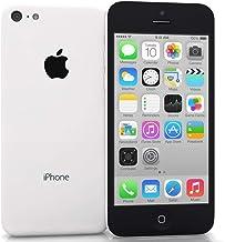$69 » iPhone 5C White 8GB Unlocked ATT Tmobile Sprint Metro Cricket Straight Talk Mint (Renewed)