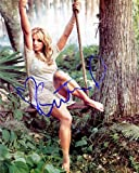 Britney Spears Autographed Preprint Signed Photo