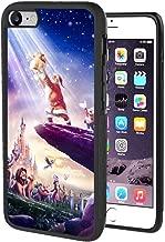 DISNEY COLLECTION Apple iPhone 8 Cell Phone Case (2017) | iPhone 7 Case (2016) (4.7 Inch) Disneyland Paris El Rey Leon