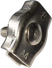 PACK 15 Per legare i fili Morsetti de acciaio per cavo M6 DIN-741 DOJA Industrial Tiranti per filo acciaio