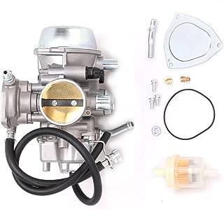 Carburetor for Yamaha Grizzly 600 660 YFM600 YFM660 4x4 ATV Carburetor ATV Carb - Yamaha YFM660 Carburetor Replace# 5KM-14901-00-00 5KM-14901-10-00 2C6-14901-00-00