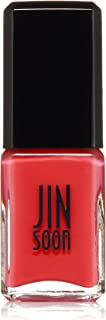 JINsoon Nail Lacquer - Coral Peony, 11 ml