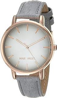 Nine West Women's Patterned Strap Watch, NW/2572