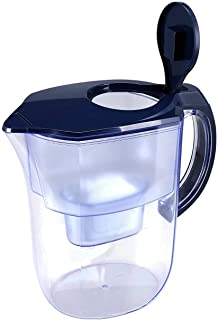 Alkaline Water Filter Pitcher - 3.8 Liters Improves PH up to 10, Ensures Water is Fresh and Clean.