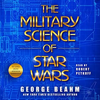 The Military Science of Star Wars audiobook cover art