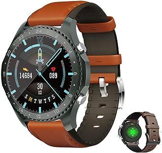 Salud Y Fitness Smartwatch con Ritmo Cardíaco, Rastreador De Fitness Impermeable 1.28