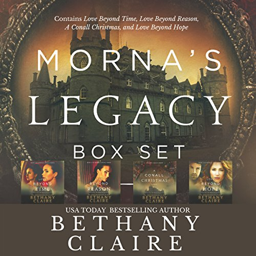Morna's Legacy Set #1 audiobook cover art