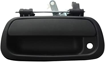 yjracing Smooth Tailgate Liftgate Handle Fit for 2000-2006 Toyota Pickup Pickup Truck 69090-0C030