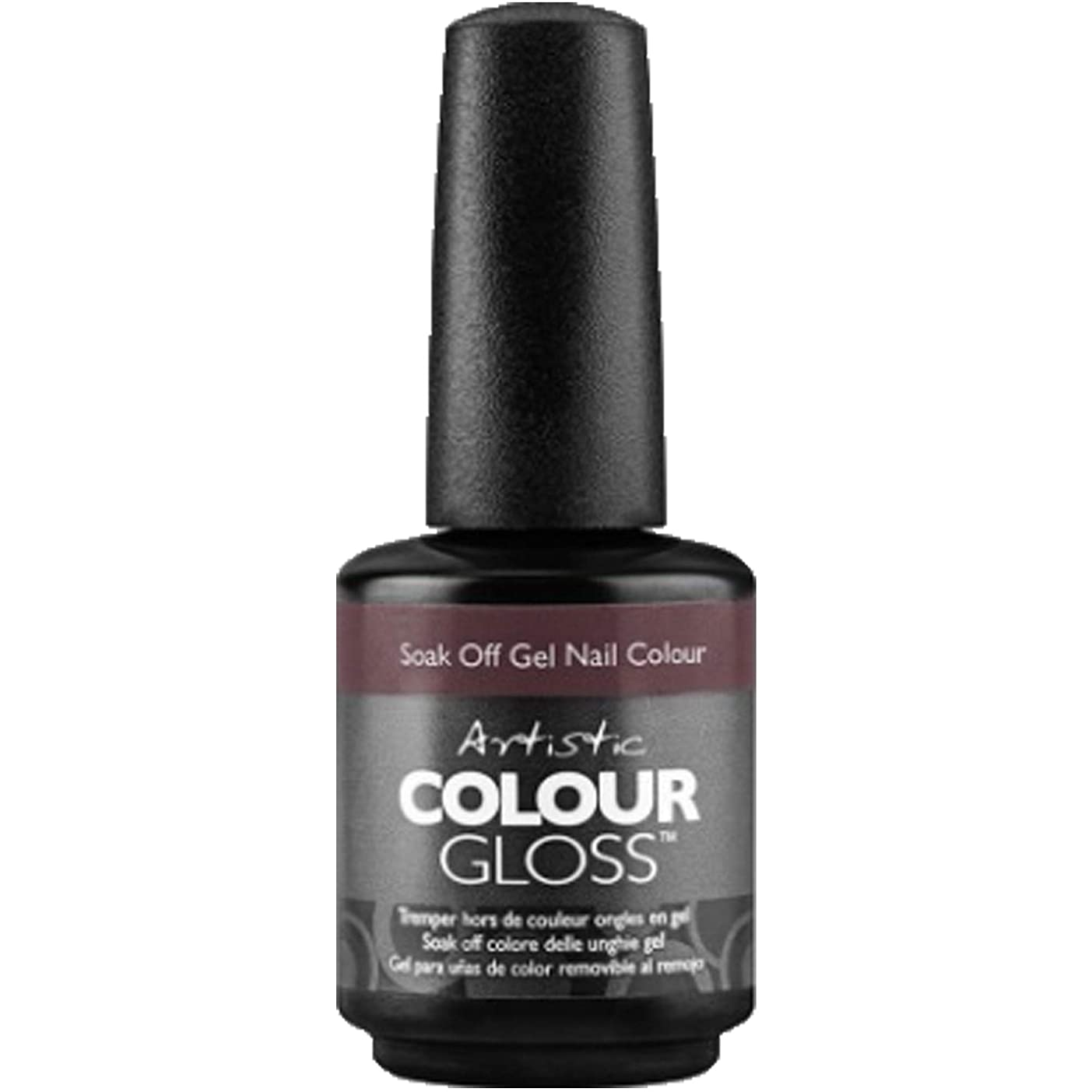 トロリー長方形登録Artistic Colour Gloss - Roll Up Your Sleeves - 0.5oz / 15ml