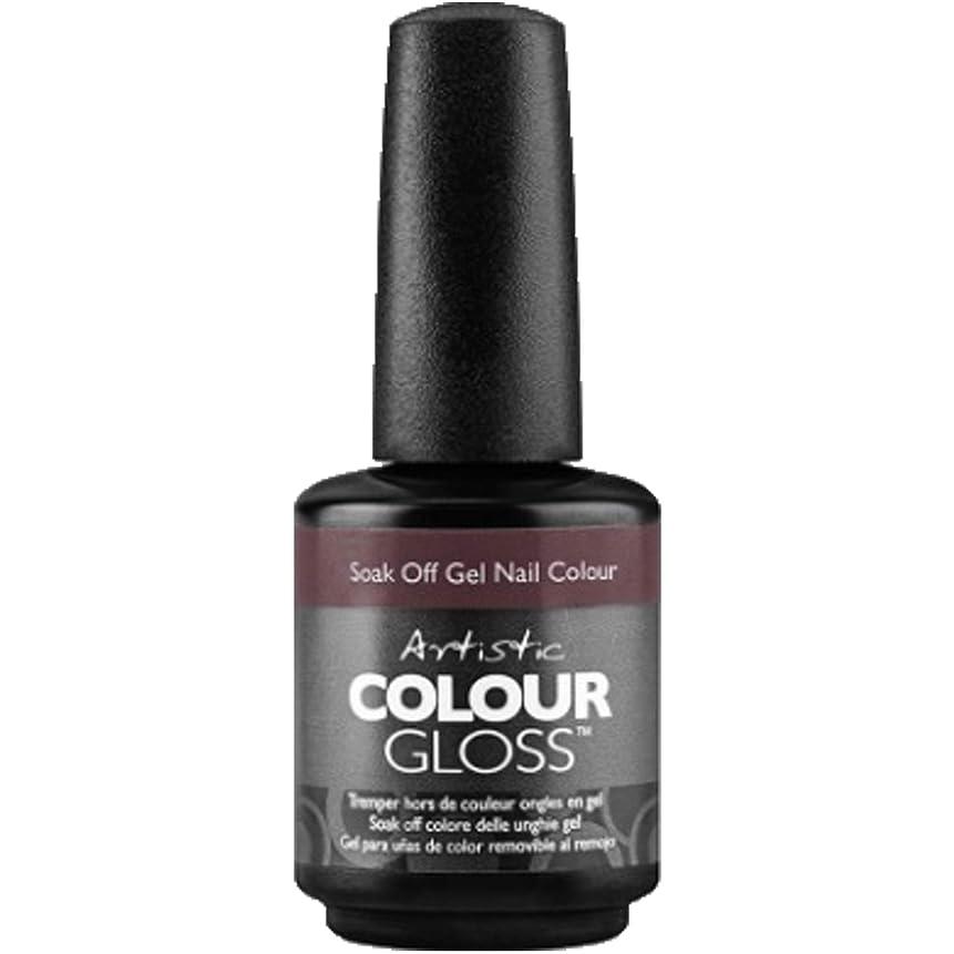 電報ピストンリースArtistic Colour Gloss - Roll Up Your Sleeves - 0.5oz / 15ml