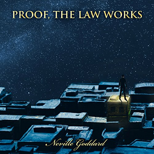 Proof, the Law Works audiobook cover art