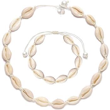 Bracelet de Collier de Coquille, Exquis Style Bohème
