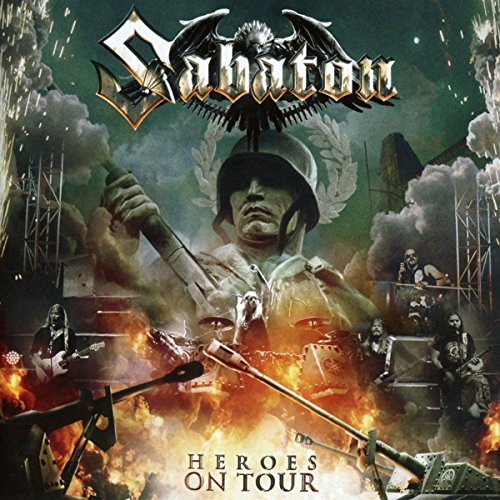 Sabaton: Heroes on Tour (Audio CD (Standard Version))