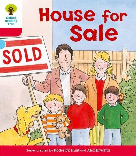 Oxford Reading Tree: Level 4: Stories: House for Saleの詳細を見る