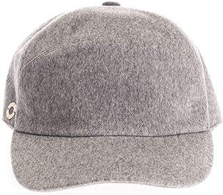 LORO PIANA Luxury Fashion Womens FAF4494MC38 Grey Hat | Fall Winter 19