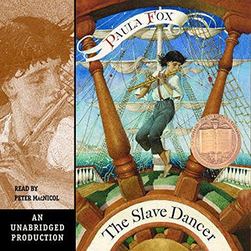 The Slave Dancer audiobook cover art