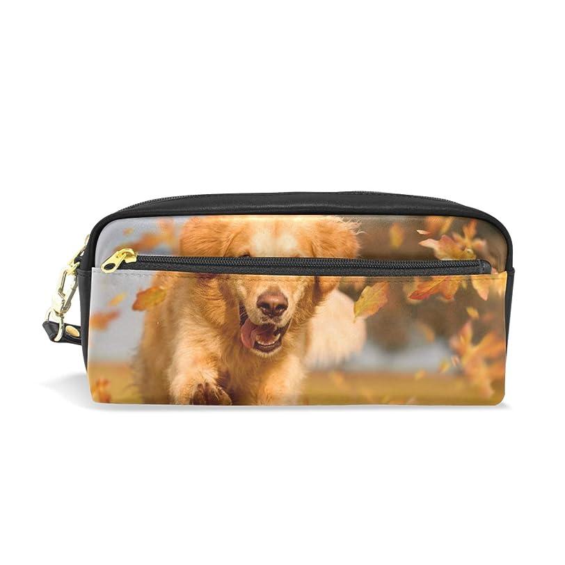 時代遅れ警告する利用可能AOMOKI ペンケース ペンポーチ かわいい おしゃれ 化粧ポーチ 小物入り 多機能バッグ 男女兼用 ギフト プレゼント ドッグ 犬柄 可愛い犬柄