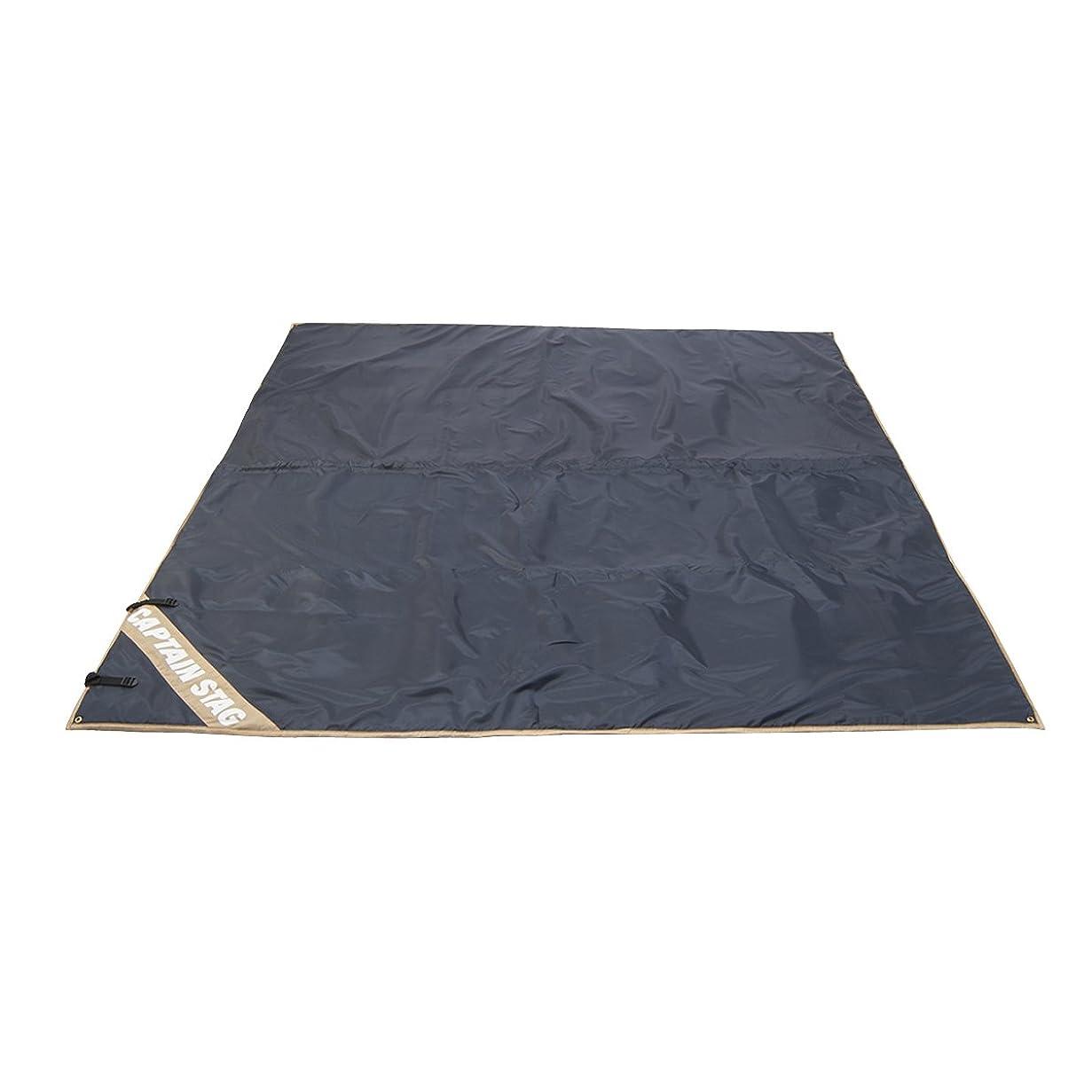 リース帝国主義詩キャプテンスタッグ(CAPTAIN STAG) テント フロア マット 床 シート 保温M-3305