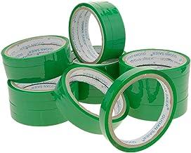 PrimeMatik - Cinta Adhesiva Verde para precintadora Cierra