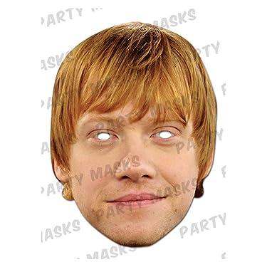 Mask-arade Rupert Grint/Ron Weasley Celebrity Mask