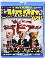 Rifftrax Live: Christmas Shorts Stravaganza [Blu-ray] [Import]