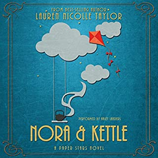 Nora & Kettle cover art