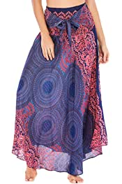 dcfc4e229 Amazon.es: ropa hippie - Morado / Faldas / Mujer: Ropa