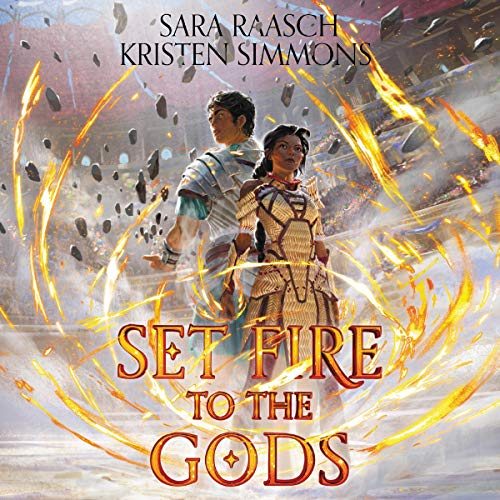 Set Fire to the Gods audiobook cover art