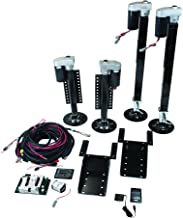 fifth wheel auto leveling system