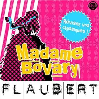 Couverture de Madame Bovary. Explication de texte
