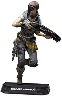 Gears Of Wars 12007-3 - Statuetta a 4 colori Kait Diaz, 12 cm