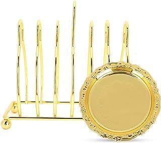 Table de salle à manger de décoration de maison durable(yellow)