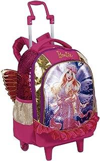 Mochilete Grande 2 Em 1 Barbie Dreamtopia