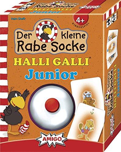 Rabe Socke - Halli Galli Junior: AMIGO - Kinderspiel