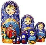 No logo Matryoshka, matrioska, de Madera muñeca de Juguete de...