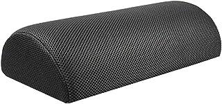 IPOTCH Feet Pad Foot Pad Foot Pad Foot Rest Ergonomic Foot Rest Pad With Slip Coating - Black, 40 x 20 x 10 cm