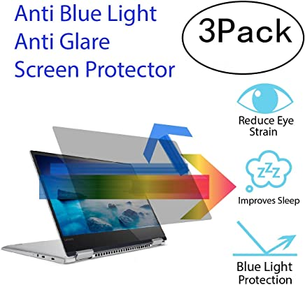 Premium Anti Blue Light and Anti Glare Screen Protector for 15.6 Inches Laptop with Aspect Ratio 16:09