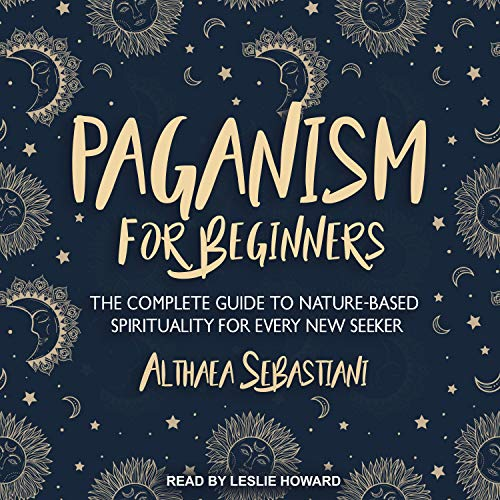 Paganism for Beginners audiobook cover art