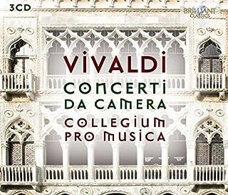 VIVALDI: Complete Concerti da Camera