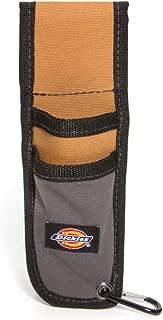 Dickies Work Gear 57010 Grey/Tan Utility Knife Sheath with Cut-Preventive Sheath Lining