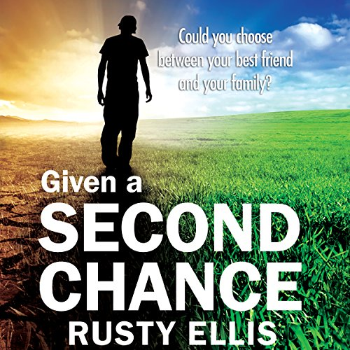 Given a Second Chance audiobook cover art